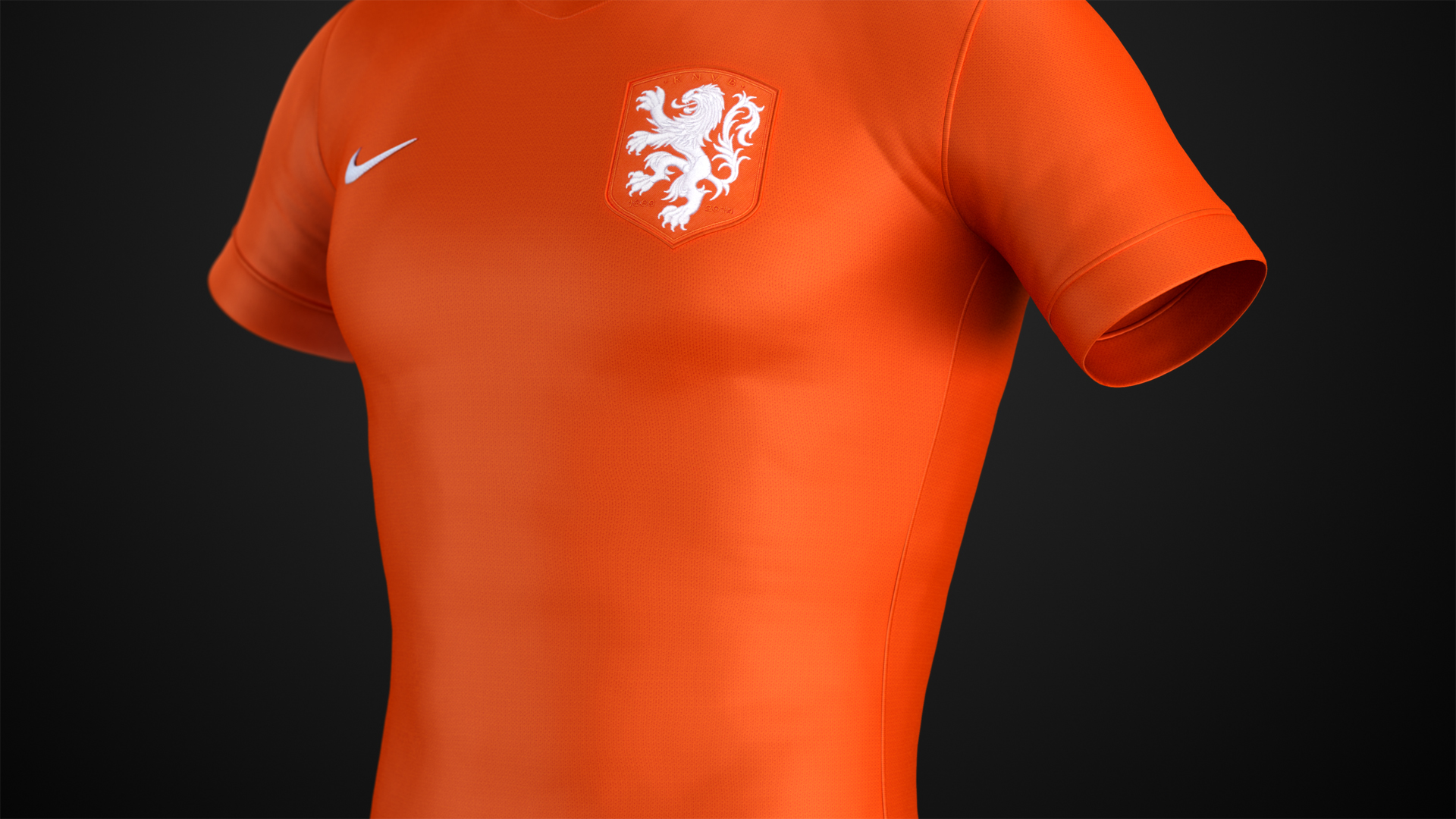 World Cup 2014 Dutch Jersey
